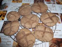 Roggen-Vollkornbrötchen - Rezept