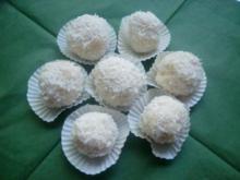 Süße Schneebälle - Rezept