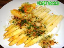 Spargel-Mailänder-Art-Vegetarisch - Rezept