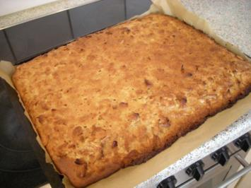 Rezept: Mandelkuchen mit Buttermilch