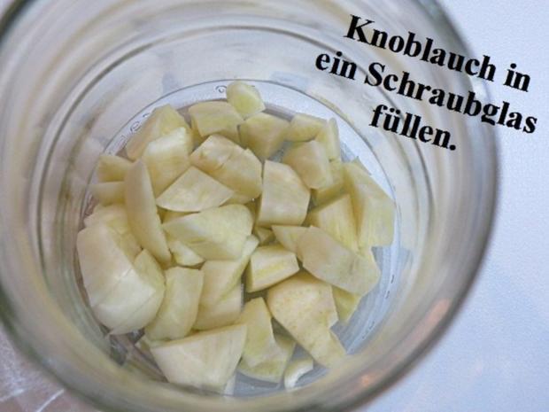 Knoblauchhonig - Rezept - Bild Nr. 2