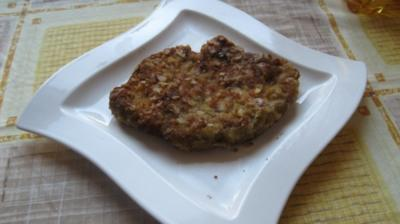 Schnitzel, scharf, mit 80 Grad - Rezept