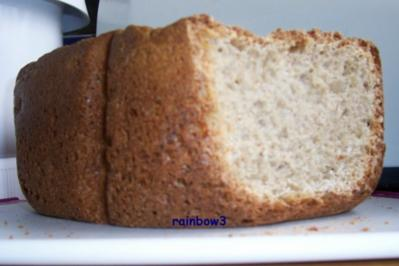 Backen: Dinkel-Buchweizen-Brot - Rezept