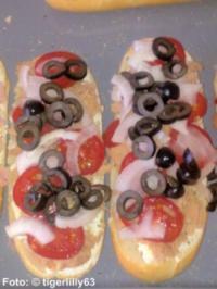Baguette à la Bistro 'Thunfisch' - Rezept