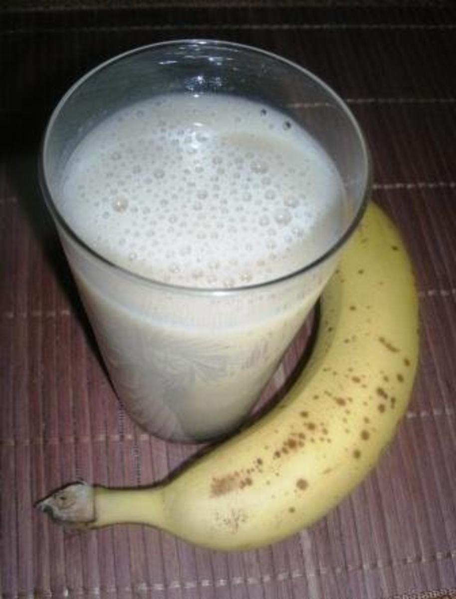 hafermilch bananenshake rezept mit bild kochbar de