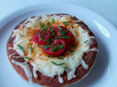 Ungarische Fladenbrote (Langos) - Rezept