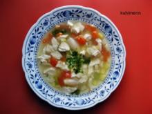 Klare Fischsuppe vom Havel-Zander - Rezept