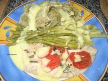 Folien-Fisch - Rezept