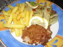 Wiener Schnitzel mal anders - Rezept