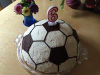 Fußballtorte - Rezept - Bild Nr. 11