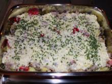 Tortellini-Thunfisch-Auflauf - Rezept
