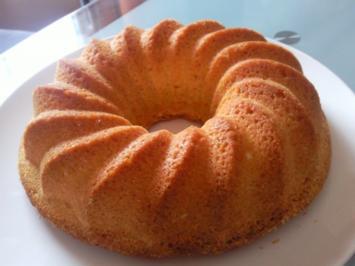 Rezept: Oma's saftiger Sandkuchen