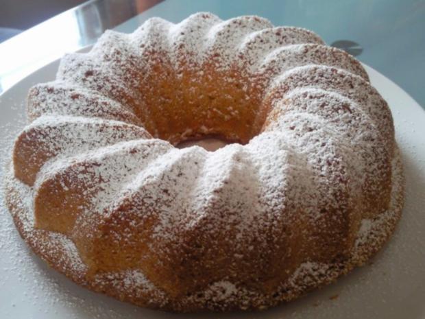 Oma's saftiger Sandkuchen - Rezept - Bild Nr. 2
