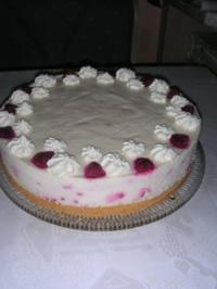 Quark -Sahne - Torte - Rezept