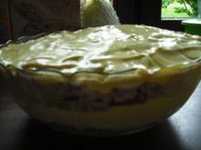 Thunfisch-Schichtsalat - Rezept