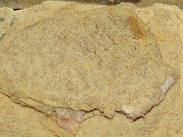Kotelett in scharfer Panade Dieter´s Art - Rezept - Bild Nr. 2