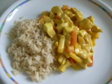 Currypfanne - Rezept