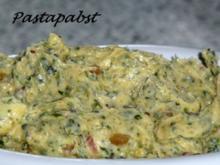 Kräuter-Senf-Butter - Rezept