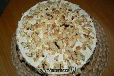 Baileys-Sahne -Torte - Rezept
