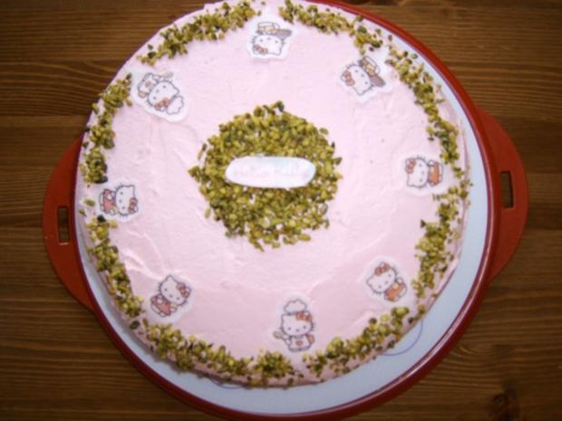 Hello Kitty - Torte - Rezept - Bild Nr. 12