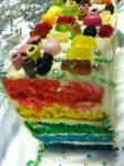 Regenbogenkuchen - Rezept - Bild Nr. 4