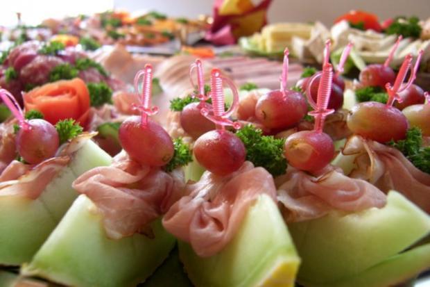 Honigmelone mit Schinken (Melao com Presunto) - Rezept