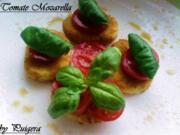Tomate-Mozzarella - Rezept