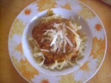 Tomatensalat-Soße - Rezept