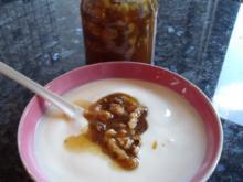 Honig-Nüsse - Rezept