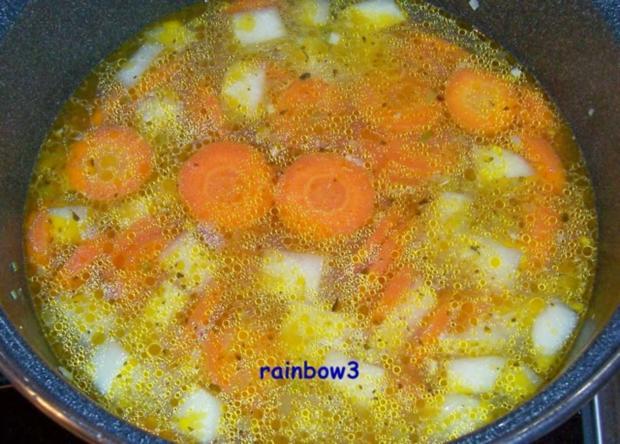 Kochen: Gemüsesuppe - Rezept - Bild Nr. 5