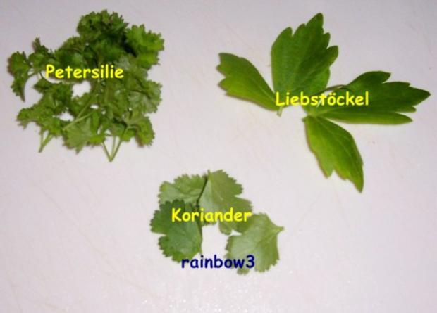 Kochen: Gemüsesuppe - Rezept - Bild Nr. 6