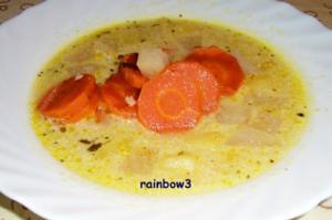 Kochen: Gemüsesuppe - Rezept