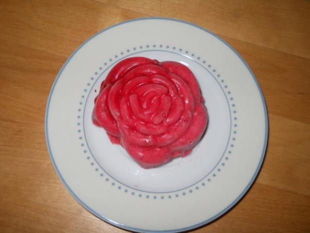 Erdbeer Schnittlauch Eis - Rezept - Bild Nr. 2