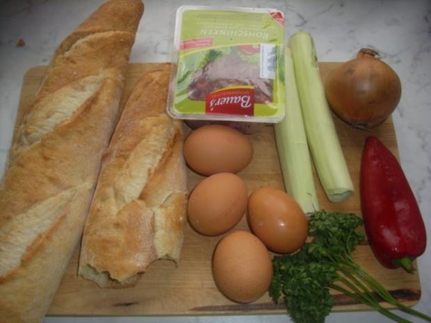 Brot-Auflauf - Rezept - Bild Nr. 2