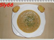 Suppen:Spargel-Kartoffelcremesuppe - Rezept