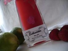 Erdbeerlikör und Erdbeersahnelikör - Rezept