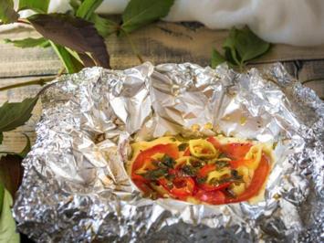 Grill- Gemüse in Alufolie - Rezept - Bild Nr. 2