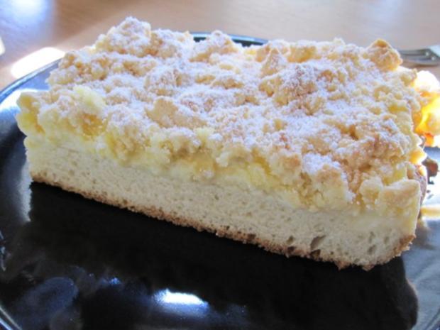Einfacher Pudding Streusel Kuchen Rezept Kochbar De