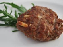 Pinienkern-Frikadellen vom Grill - Rezept