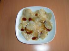Rettichsalat mit Kürbiskernöl - Rezept