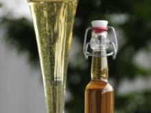 Fliederlikör - Rezept