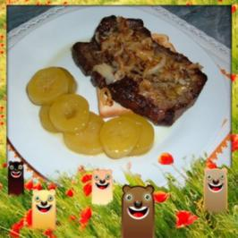 Grillen : Rib Eye Steaks - Rezept