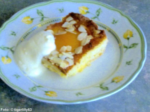 Aprikosen-Blechkuchen - Rezept - Bild Nr. 3