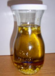 Gewürz: Knoblauch-Öl - Rezept