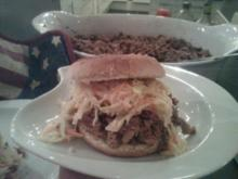 Pulled Pork South Carolina mit Cole Slaw - Ohne Smoker - Rezept