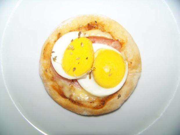 Pizzatapas 4Stk pro Person - Rezept - Bild Nr. 4