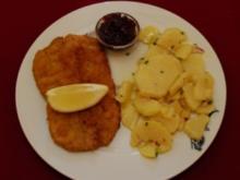 Original Wiener Schnitzel nach Mama Goldbergers Art (Andi Goldberger) - Rezept