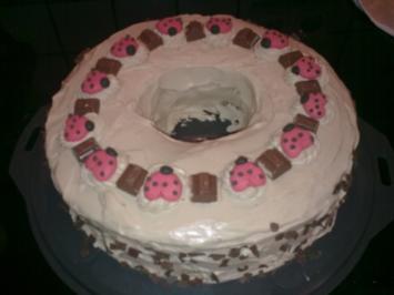 Rezept: Kinder-Schokoladen-Torte