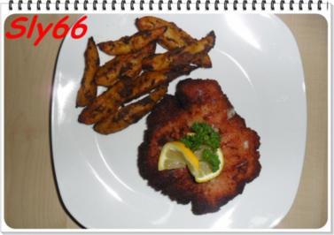 Fleischgerichte:Brätschnitzel Cordon-Bleu - Rezept
