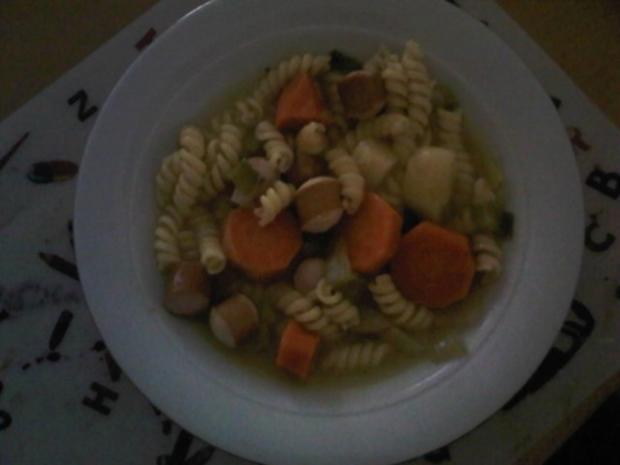 Bunter Gemüseeintof - Rezept